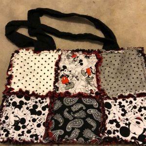 Handbags - Mickey Mouse Tote Bag